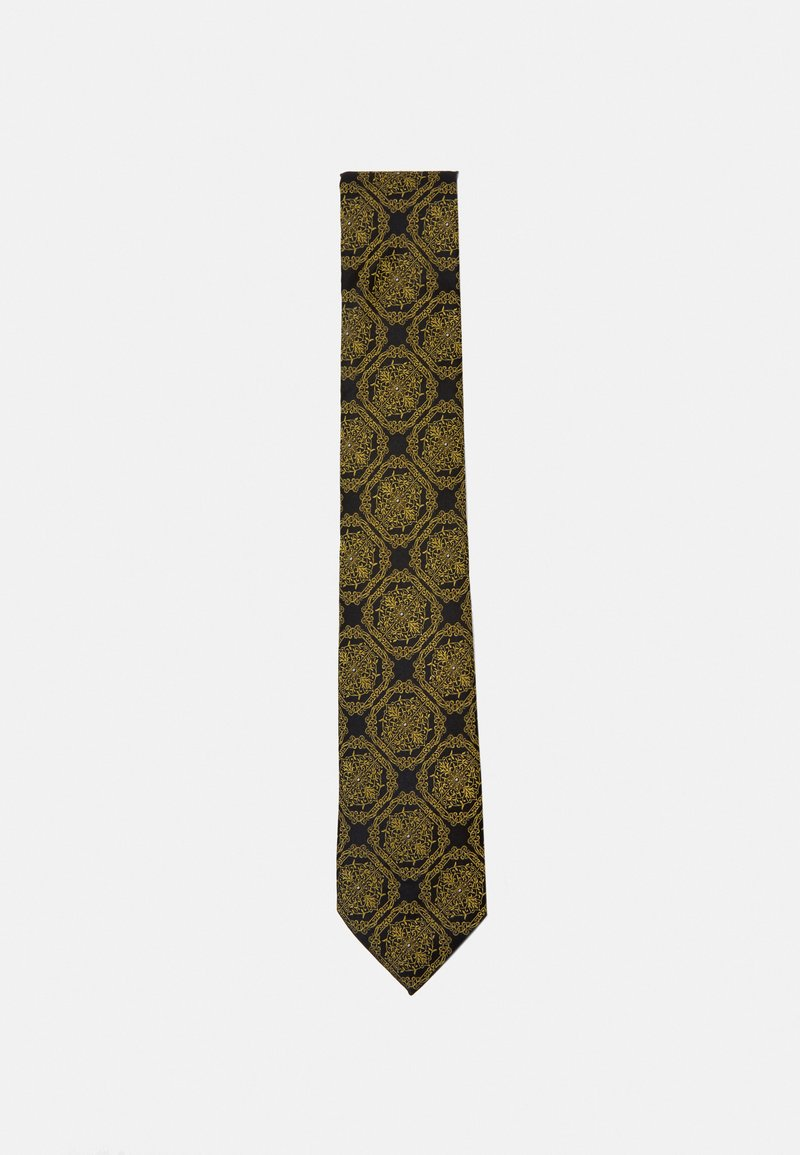 Versace - Tie - nero/oro