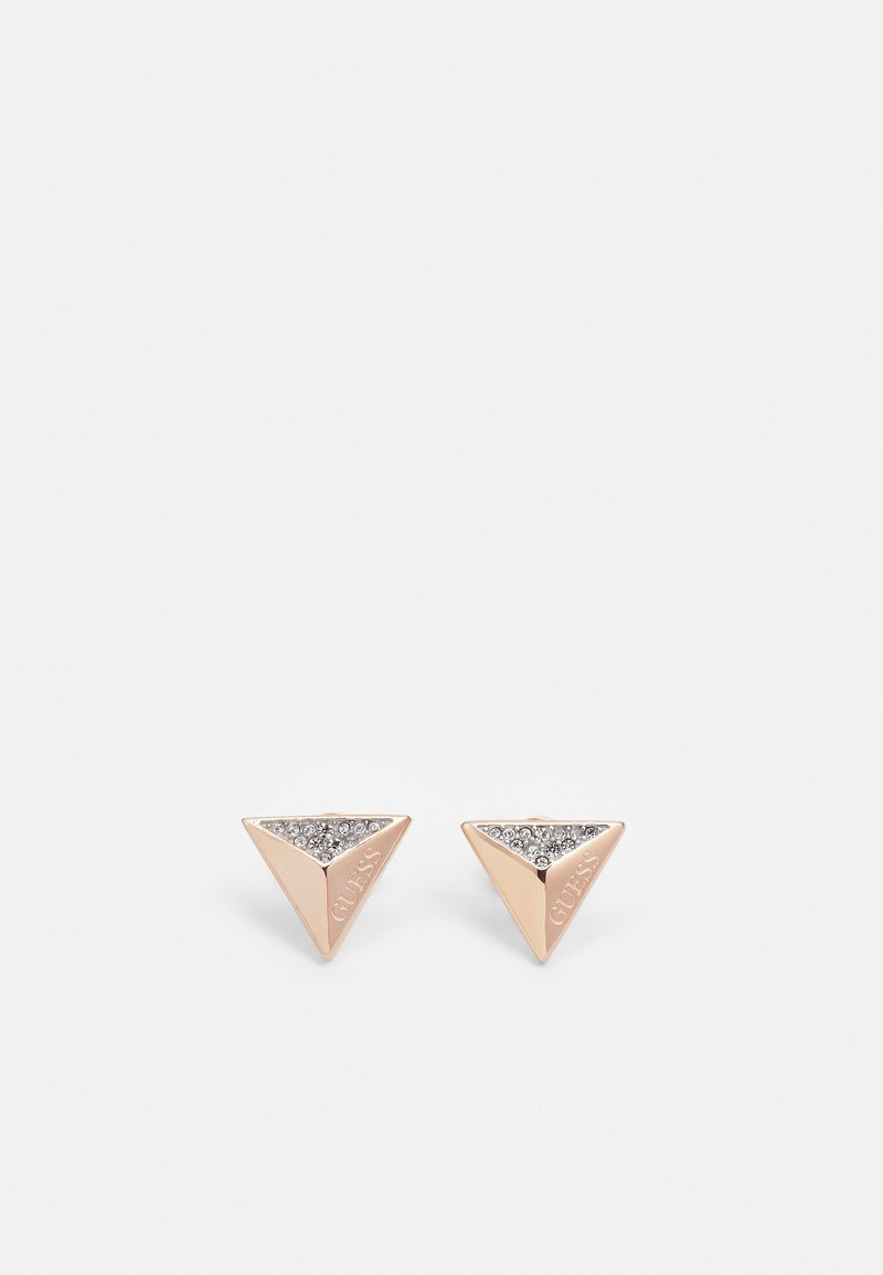 Guess - EXPLOSION - Pendientes - rose gold-coloured