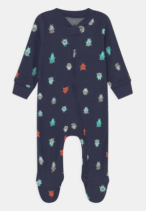 TEXT - Sleep suit - navy