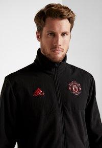 adidas Performance - MUFC  - Klubbkläder - black - 3