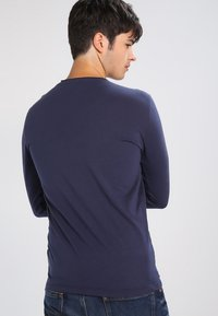Blend - Long sleeved top - navy - 2