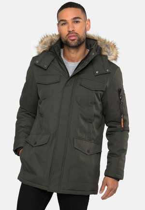 ESTATE PADDED - Winter jacket - khaki