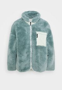 Obey Clothing - MESA SHERPA JACKET - Winter jacket - mineral blue - 5