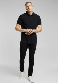 Esprit - Polo - black - 1