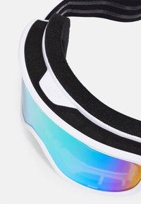 Giro - ROAM - Ski goggles - white core loden green/yellow - 6