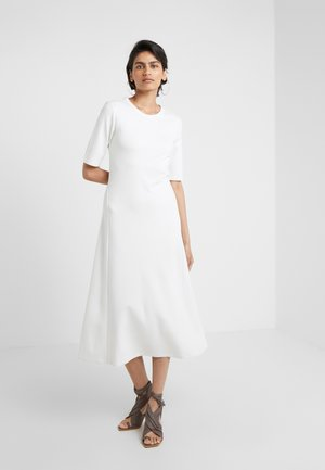 LARISSA DRESS - Maxi šaty - snow