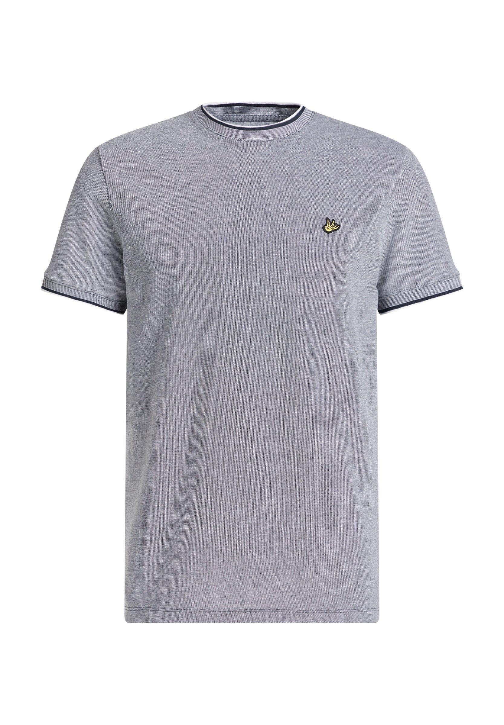 Homme MET STRUCTUUR - T-shirt basique