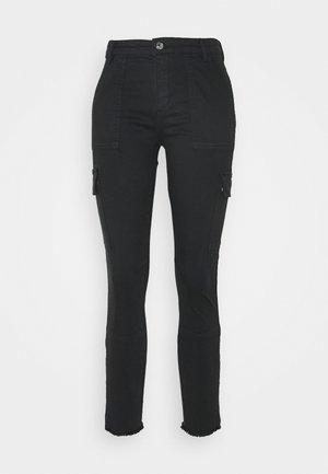 DURAN - Jeans Skinny Fit - black