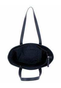Esprit - Tote bag - navy - 3