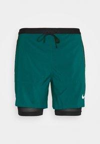Nike Performance - Sports shorts - dark teal green/black/reflective silver - 0