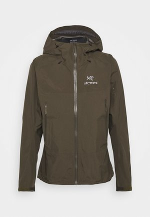 BETA HYBRID JACKET MENS - Hardshell jacket - dracaena