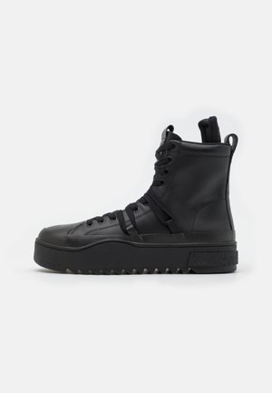 H-SHIKA HB - High-top trainers - black