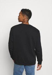 Lee - PLAIN CREW - Sweatshirt - black - 2