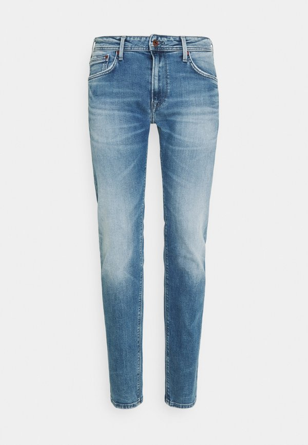 Pepe Jeans STANLEY - Jeansy Slim Fit - denim/niebieski denim Odzież Męska YUCW