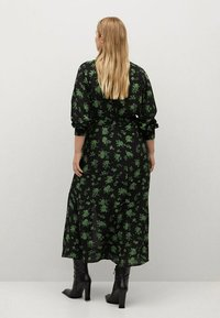 Violeta by Mango - Shirt dress - schwarz - 2