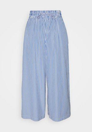 LINFA - Pantalon classique - azurblau