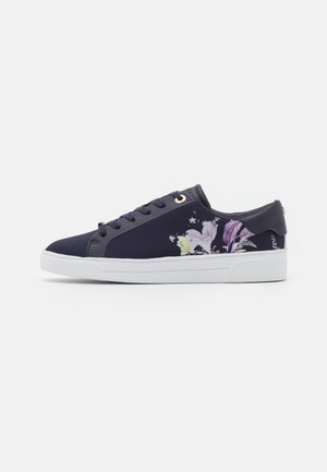 DELYLAN - Trainers - navy
