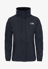 The North Face - RESOLVE - Hardshell jacket - black - 0