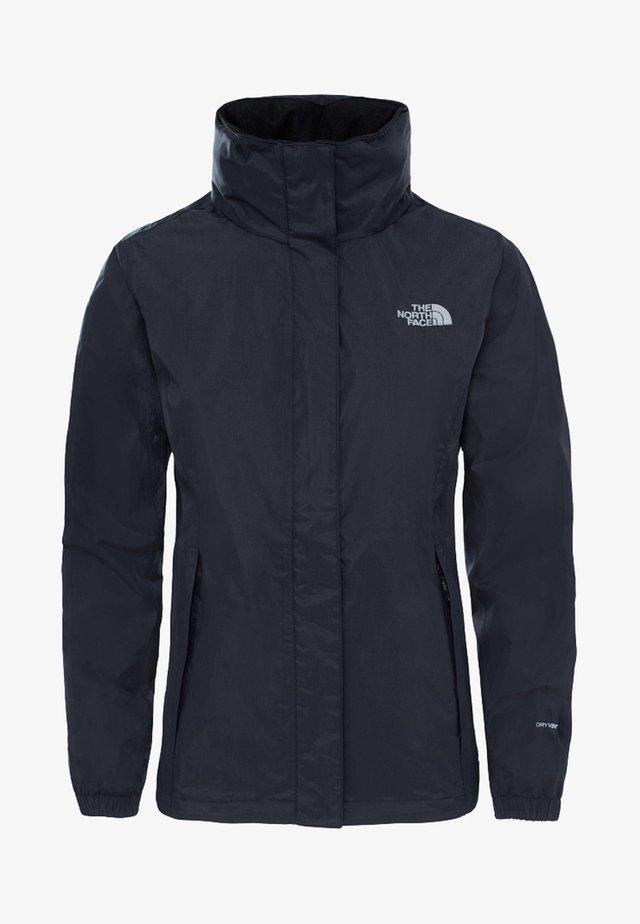 RESOLVE - Hardshell jacket - black