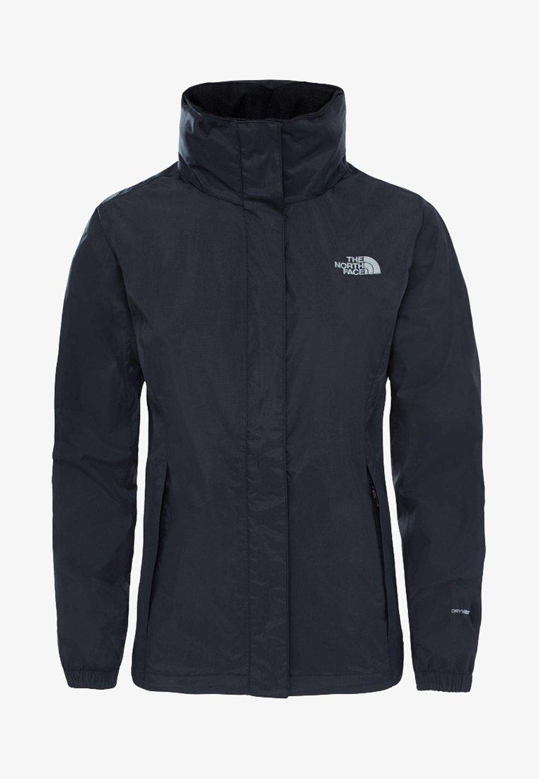 The North Face - RESOLVE - Hardshell jacket - black