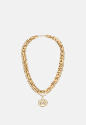 LION MULTIROW UNISEX - Necklace - gold-coloured