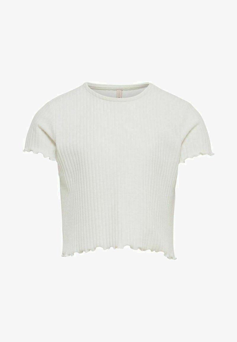 Kids ONLY - Basic T-shirt - cloud dancer