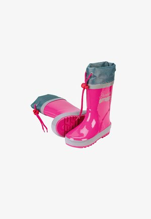GUMMISTIEFEL - Wellies - pink