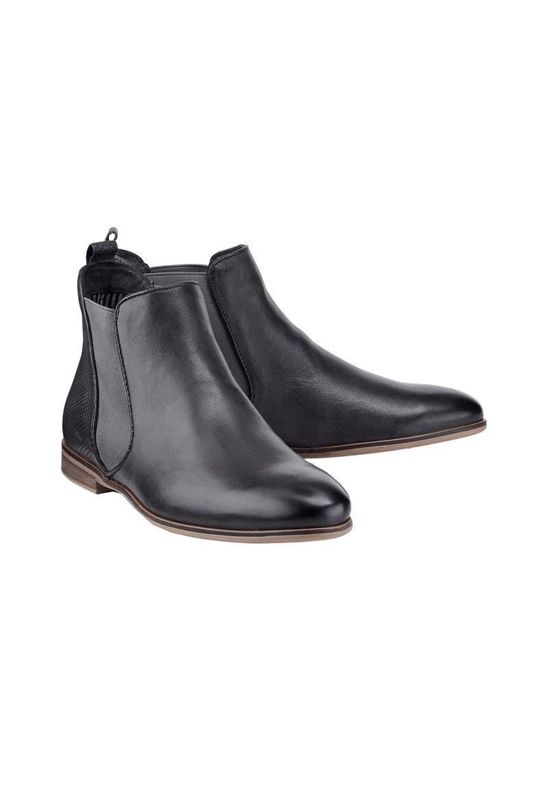 COX - Classic ankle boots - schwarz