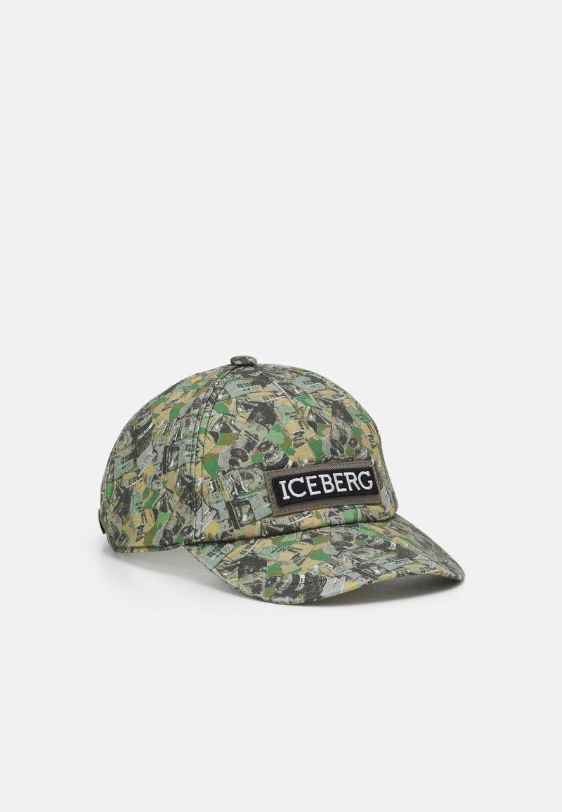Iceberg - UNISEX - Cap - green