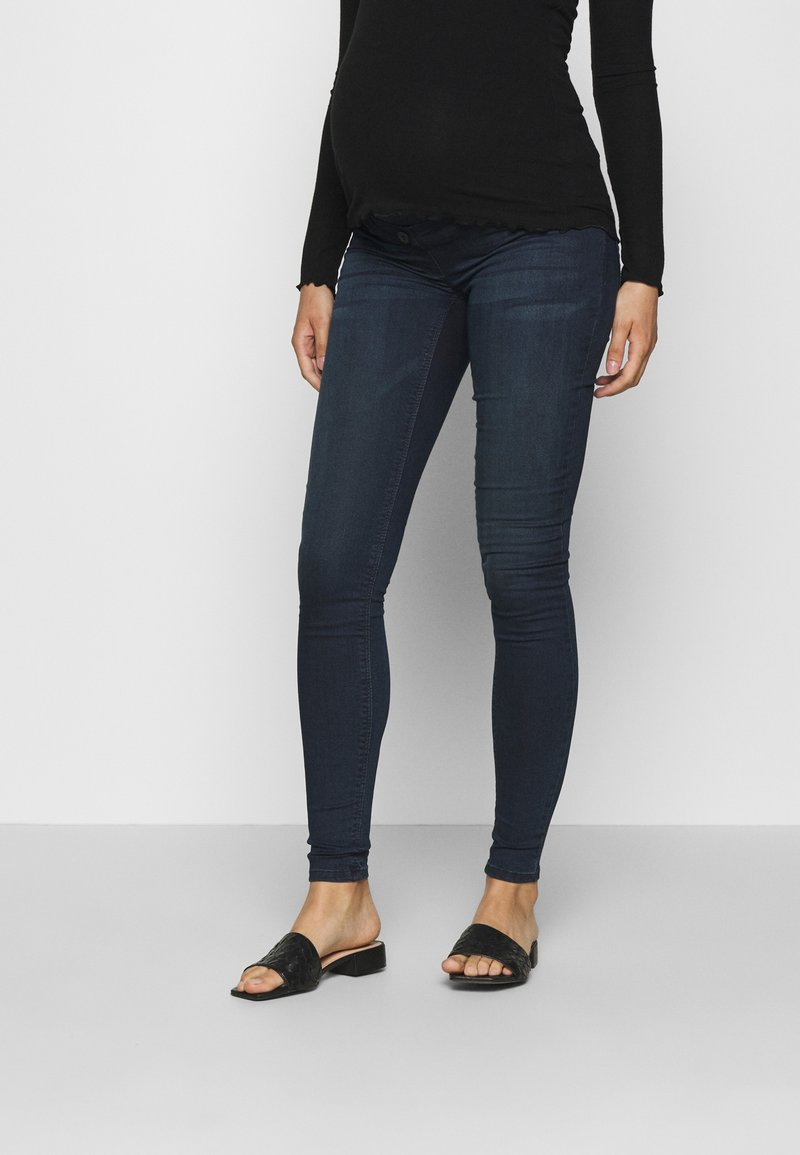 LOVE2WAIT - SOPHIA - Slim fit jeans - dark aged