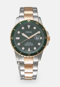 Fossil - Watch - silver-coloured - 0