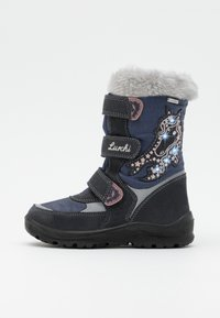 Lurchi - KATINKA SYMPATEX - Winter boots - atlantic blue - 0