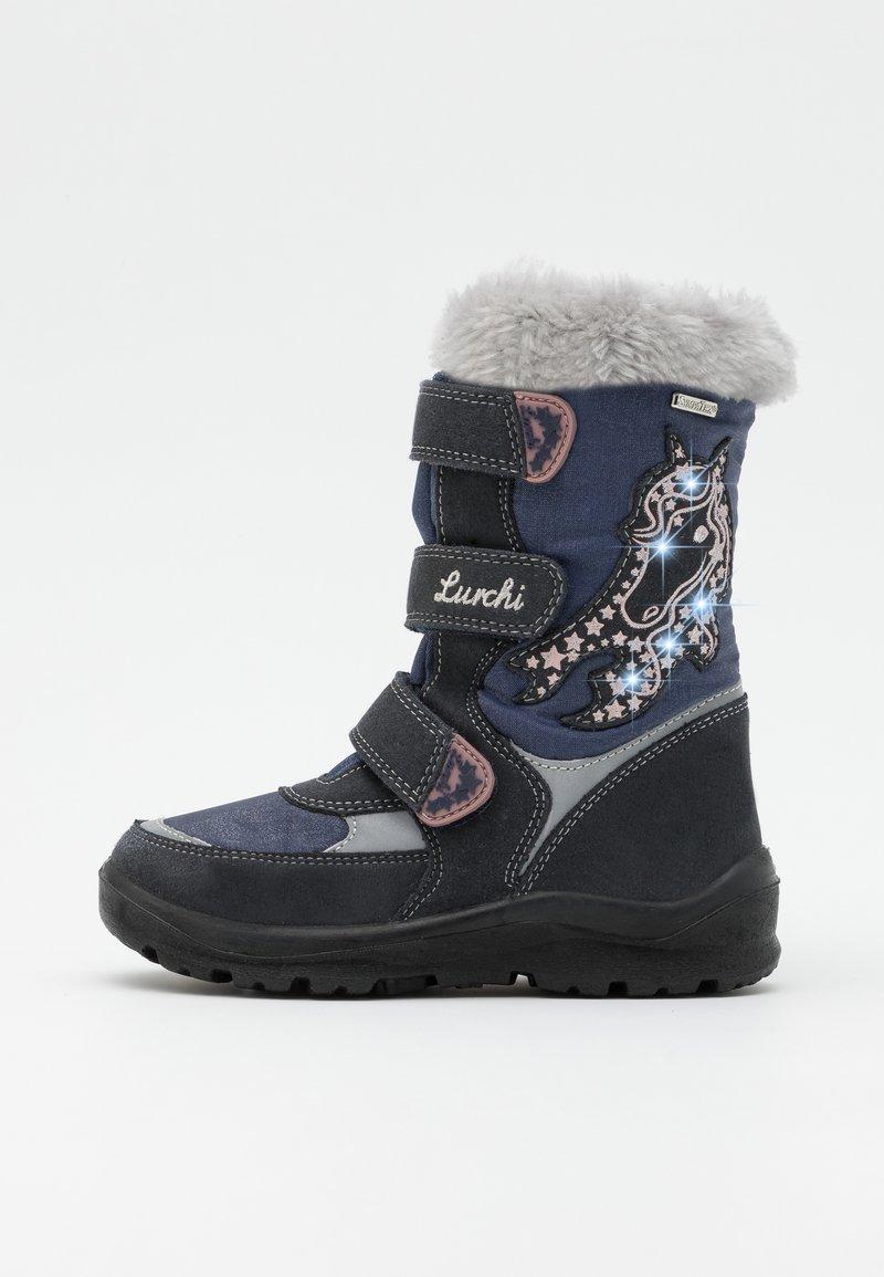 Lurchi - KATINKA SYMPATEX - Winter boots - atlantic blue