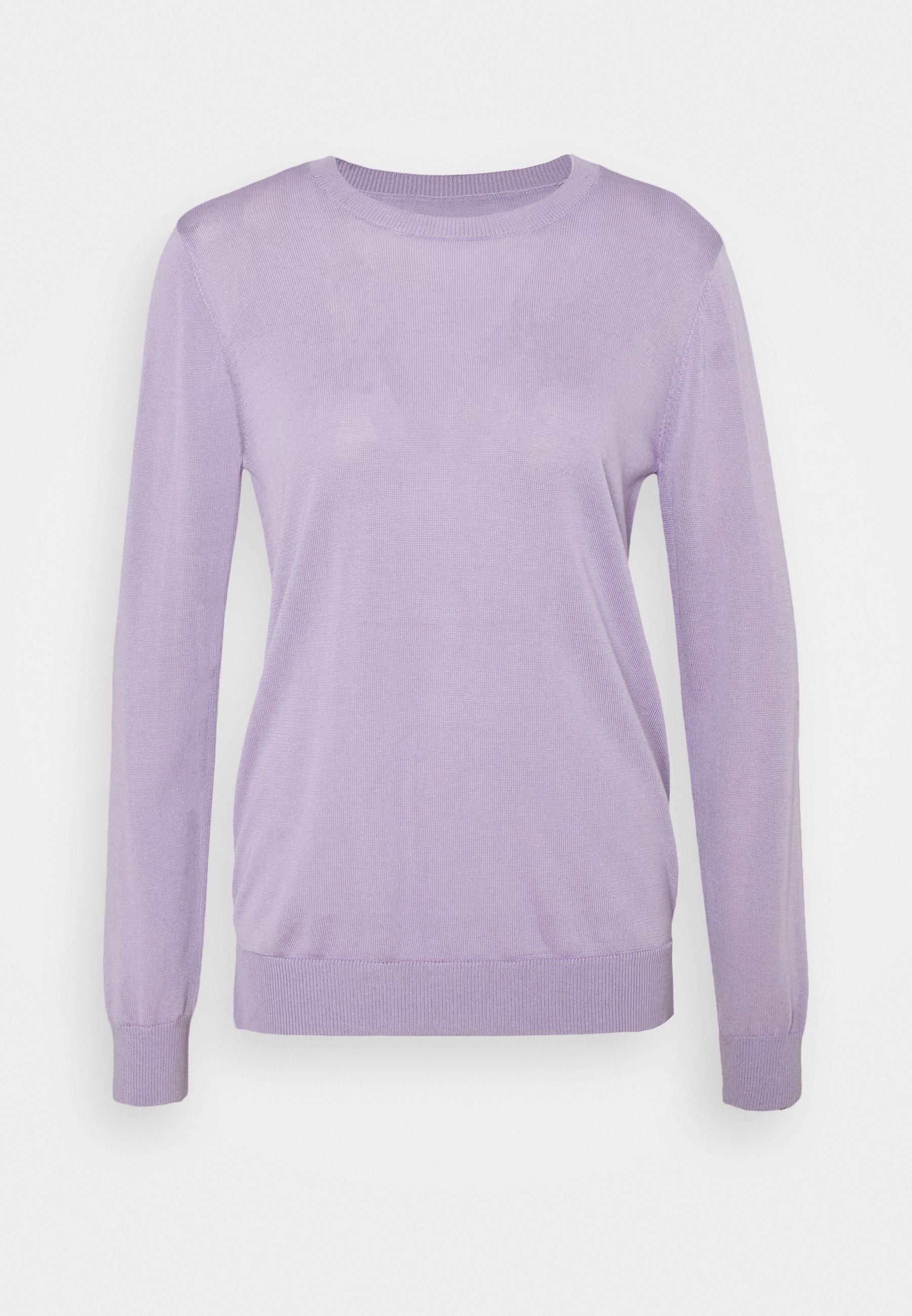 Femme MYRTHE BASIC CREW VEGAN - Pullover