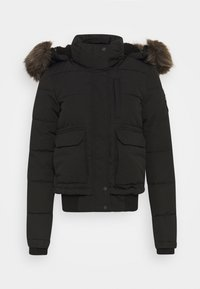 Superdry - EVEREST - Winter jacket - black - 6