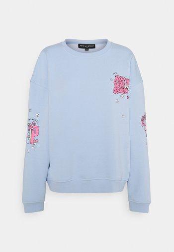CHERRY TRIP  - Sweatshirt - blue