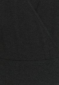Esprit - DRESS - Strikket kjole - black - 2