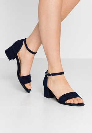 CLARIS - Sandals - notte