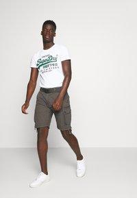 Superdry - TEE - Print T-shirt - white - 1