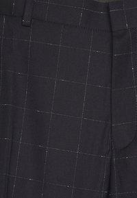 Isaac Dewhirst - WINDOWPANE SUIT PLUS - Suit - blue - 5