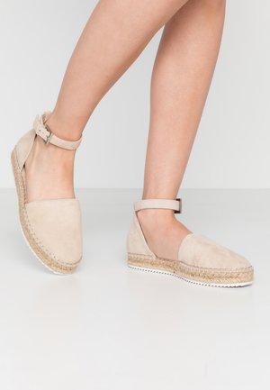 GEM - Loafers - sand