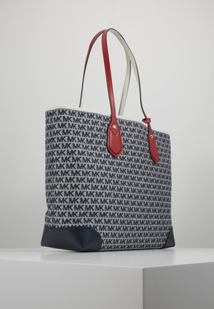 TOTEEVA SET - Shopping Bag - ivory/multi