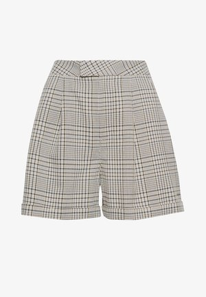 SUMMER HOUSE  - Shorts - beige check