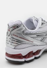 ASICS SportStyle - GEL-KAYANO 14 UNISEX - Sneakers basse - white/pure silver - 5