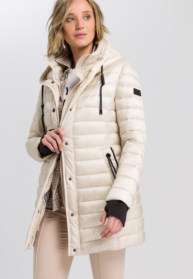 Winter coat - beige