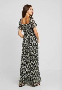 Vila - Maxi dress - black/white - 3
