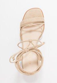 ALOHAS - Sandals - sand - 3