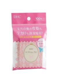 DHC - HEMP BLOTTING PAPER - Skincare tool - - - 1