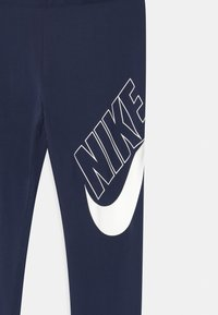 Nike Sportswear - FAVORITES - Legíny - midnight navy/white - 2