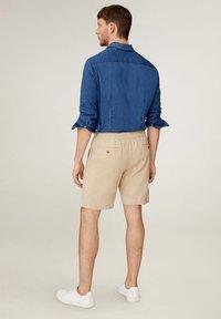 Mango - FLEK - Shorts - beige - 2